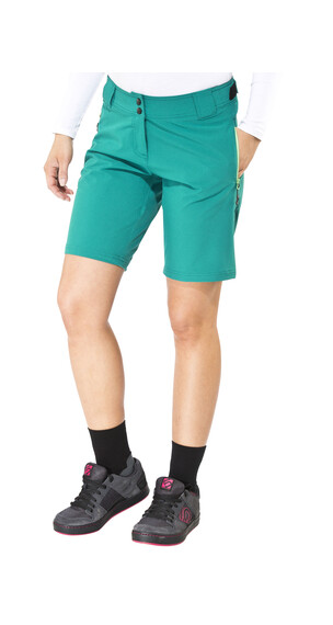 Ziener Cinda Shorts Women X-Function green lake/spearmint